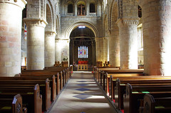 Melbourne Church - St Michael with St Mary (Nave looking east) (Graham Woodward) Tags: manorhouses melbournechurch melbournederbyshire derbyshirehouses stmichaelwithstmarymelbourne