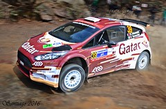 WRC México 2016, Shakedown (Luis Enrique Santiago) Tags: shakedown qatar alsuwaidi rallyméxico