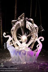 Ice Art - Abstract