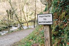 Watersmeet (Carl Hall Photography) Tags: 35mm landscape devon agfa yashica yashicagsn watersmeet agfavista electro35 vista200 ukfilmlab ukfl