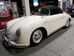 1971 Porsche 356 Speedster Replica (splattergraphics) Tags: vw volkswagen 1971 replica porsche carshow speedster 356 oceancitymd volksrod endlesssummercruisin