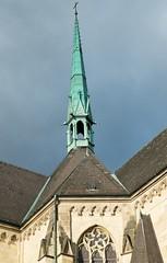 Mnster_Kreuzkirche_2016-0539_b (encyclopaedia) Tags: germany deutschland outdoor kirche architektur catholicism mnster kreuzkirche bistum bistummnster heiligkreuzkirche neogotik neogothicchurch sakralarchitektur religisegemeinschaft kathlischekirche
