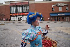 Some clowns are sweet and cute (9) (Kingkongphoto & www.celebrity-photos.com) Tags: woman girl smile fun clowns
