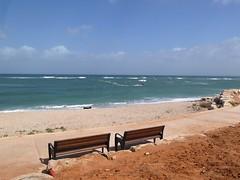 Bat Galim (Elad283) Tags: sea beach beautiful israel sand mediterranean sunny promenade windsurfing haifa     batgalim
