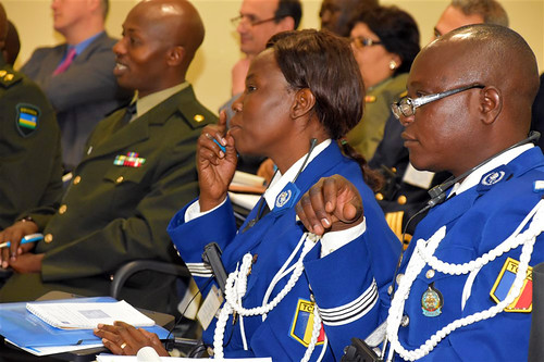 Responding to gender based violence during peacekeeping operatons subject of AFRICOM legal engagement