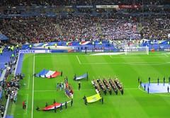 Match Football France-Russie du 29 mars 2016 au Stade De France (famille.sebile) Tags: stadedefrance equipedefrance garderpublicaine equipefrancefootball match29mars2016 matchfrancerussie