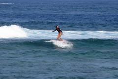 surfer woman (BarryFackler) Tags: ocean sea woman beach water ecology sport outdoors island hawaii bay marine surf wake waves pacific outdoor surfer board wave surfing pacificocean shore foam surfboard tropical bigisland aquatic watersports athlete kona saltwater ecosystem rashguard kailuakona wahine nalu 2016 kahaluu surfergirl beachpark konacoast hawaiicounty aliidrive hawaiiisland keauhou sandwichislands westhawaii northkona barryfackler kahalauubeachpark