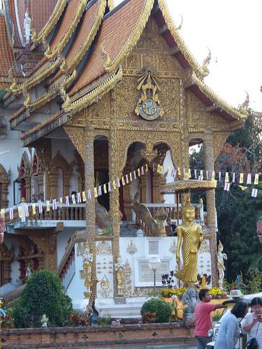 Wats in Chiang Mai