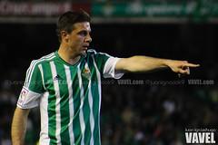 Betis - Levante 013 (VAVEL Espaa (www.vavel.com)) Tags: joaquin udl rbb 2016 primeradivision realbetisbalompie ligabbva udlevante betisvavel levantevavel fotosvavel juanignaciolechuga