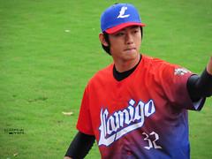IMG_3240_副本 (vivian_10202) Tags: baseball taoyuan cpbl lamigo 王溢正