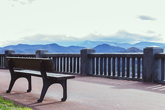Sientate y mira (Hada Marina) Tags: bench relax banco paz views vistas peacefull