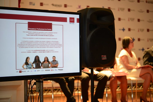 Transgender Campaign Launch Brazil: