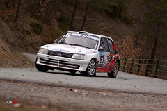 Peugeot 205 F2000/12 - Abril (tomasm06) Tags: auto sport race rally course peugeot rallye 205 paysdegrasse f200012