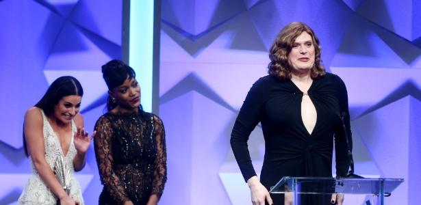 Lilly Wachowski faz primeira aparição pública como mulher transgênera