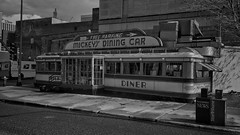 Shot this great looking Minneapolis diner today, the day Prince passed away (26carlangas) Tags: minnesota vintage minneapolis diner prince mickeys vintagesign vintagesigns vintageneon signothetimes classicneon mickeysdiningcar signporn classicdiner signgeeks