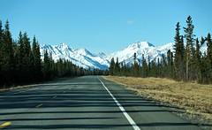 Road trip in Spring - Alaska (JLS Photography - Alaska) Tags: road travel mountain mountains alaska america landscape landscapes spring highway mountainpeaks lastfrontier alaskalandscape jlsphotographyalaska