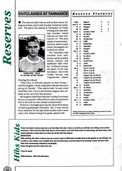 Hibernian vs St Mirren - 1989 - Page 14 (The Sky Strikers) Tags: road st magazine easter one scottish division premier pound league bq matchday hibs hibernian mirren