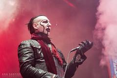 Marilyn Manson || Nikon Jones Beach, NY July 31st, 2015 (ACSantos) Tags: ny tour unitedstates livemusic jonesbeach marilynmanson musicphotography anasantos nikonjonesbeach ambyconcert endoftimestour