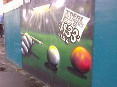 Kings Heath Graffiti (ukdaykev) Tags: greatbritain pool graffiti birmingham billiards snooker brum birminghamuk kingsheath b14 idealbilliards