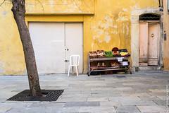 Tous les fruits 2 le kg, Melon 2 pice. (Caroline Vincelet) Tags: france fruits europe grasse couleurs paca lgumes vide picerie alpesmaritimes