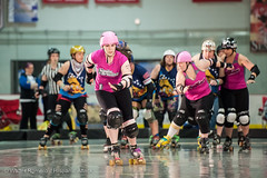 CNYRD_Wonder_Brawlers_vs_South_Shire_Battle_Cats_15_20160402 (Hispanic Attack) Tags: rollerderby battlecats srd cnyrd centralnewyorkrollerderby southshirerollerderby