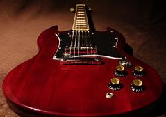 DPP_2036 (julioleite) Tags: music rock canon studio photography eos still guitar mark n estudio musical ii 1d roll usm sg instruments ef 2485 f3645
