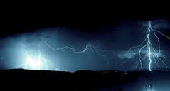 Naturally (scismgenie) Tags: lightning cliffhanger sanbernardino rimoftheworld