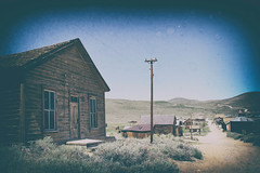 Wet Plate Dusty Path (mquest foto) Tags: california west history abandoned architecture gold cowboy state decay western ghosttown shack bodie sierranevada goldrush miningtown monocounty historicpark pldwest historicparkcalifornia shackbodie