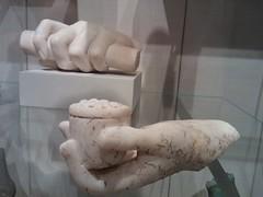 Scroll and Box (failing_angel) Tags: usa newyork roman box manhattan 5thavenue marble scroll incense lefthand metropolitanmuseumofart 290515
