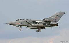 ZA607 EB-X RAF TORNADO GR4 (Apple Bowl) Tags: tail special marks tornado typhoon raf panavia gr4 ebx coningsby marham za607 41sqd