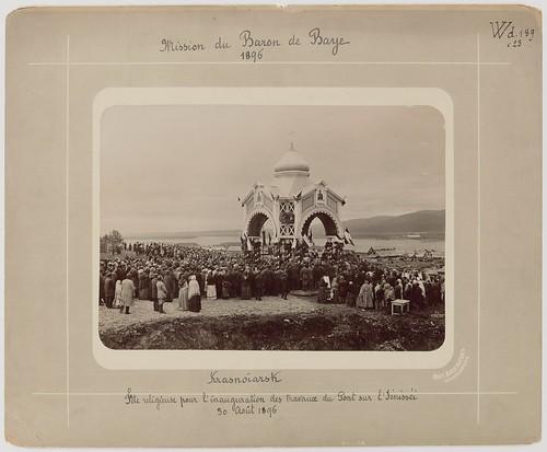 1895-1896-1897-1899. Baron de Baye. 58 phot. BnF (29) ©  Library ABB 2013