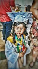 HDR using Mobile - Sheryyasha Marichu (sunokie) Tags: girl mobile person philippines graduation hdr nokie casido