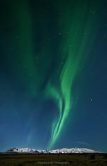 Smoke (esvertit) Tags: green night iceland islandia nightscape astrophotography aurora sland northernlights borealis vatnajkull auroraboreal lmagnpur astrometrydotnet:status=failed nikonflickraward astrometrydotnet:id=nova1518196