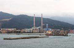 Vado Ligure (demeeschter) Tags: sea italy como boat harbour corsica ferries vado ligure savona