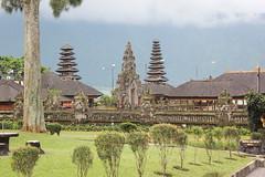 Temple de Bedugul (GeckoZen) Tags: bali indonesia temple hindou bedugul
