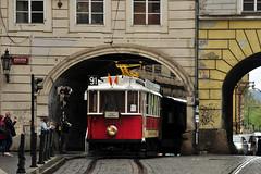 Ringhoffer 1928 DSM #2110 DP Praha Praga Prag (3x105Na) Tags: tram prag praha praga tschechien dp 1928 dsm strassenbahn tramvaj tramwaj 2110 czechy eskrepublika ringhoffer