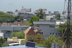 day_view_2945 (Manohar_Auroville) Tags: houses streets eye pool birds night day views luigi pondicherry fedele pondy manohar atithi puducherry