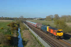 20314 leads 20096 and 7x09 old dalby to west ruislip passing branston junction 20107 and 20132 on the rear units were 21551 21552 (I.Wright Photography over 2 million views thanks) Tags: old west rear junction were passing leads branston units dalby ruislip 20096 20107 20314 21552 21551 20132 7x09