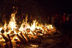 Burning Away the Winter Blues 2016 (MichelleLegere) Tags: winter canada night yukon whitehorse explored burningawaythewinterblues