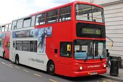 National Express West Midlands Dennis Trident 2/Alexander ALX400 4164 (Y762 TOH) (Birmingham Central) (john-s-91) Tags: birmingham 4164 route63 alexanderalx400 dennistrident2 nationalexpresswestmidlands y762toh uncharted4