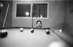 PoolScream (kbryan1992) Tags: leica pool night san kodak tmax diego vista 100 m6 chula