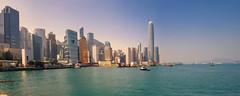 View International Finance Centre... (Jos Pestana) Tags: china hongkong bay asia sony bahia asie asya hongkongisland victoriaharbour fotografa azi ocano sia azja sonydscl1 azija  osiyo  ocanondico       chu  jospestana