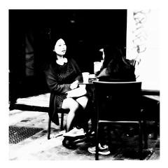 shadow play (japanese forms) Tags: blackandwhite bw 6x6 blancoynegro monochrome square blackwhite zwartwit random candid chinese streetphotography squareformat joydivision shadowplay chinesisch vlaanderen schwarzweis straatfotografie strasenfotografie japaneseforms2016