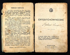 33162_620303988_0175-00195 (mkvirg) Tags: hungary passport immigration ellisisland magyarorszg emigration hungarians kereszteltekanyaknyve magyartlevl hungarycivilregistration llamianyaknyvek hzasultakanyaknyve