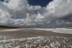 Dutch Coast (maarten49) Tags: sea clouds noordzee northsea noordwijk