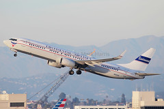 United Airlines Boeing 737-924/ER N75436 (Mark Harris photography) Tags: plane canon la aircraft aviation lax spotting