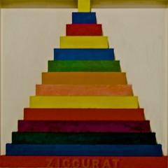 Ziggurat (1967) - Joe Tilson (1928) (pedrosimoes7) Tags: museum museu muse popart creativecommons joetilson britishpainter artgalleryandmuseums pintoringls peintreanglais ecoledesbeauxarts