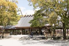 Atsuta Shrine (takashi_matsumura) Tags: japan architecture nikon shrine nagoya  aichi jingu  atsuta  atsutaku  d5300
