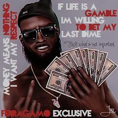 Jax. (keenanjk) Tags: money kevin respect gates rich sl secondlife jax ferragamo exclusive iivirgo