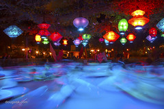Mad Tea Party - Disneyland (Doug Sisk) Tags: park party ride tea disneyland disney theme mad